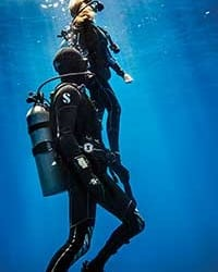 Dive Techniques – How to clean your B.C.D.
