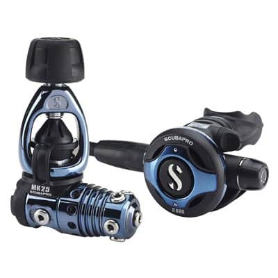 Scubapro-Regulator-MK25-S600-Deep-Blue-TI-Core