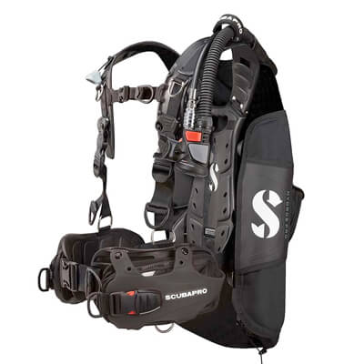 Scubapro Hydros Pro BCD M Black